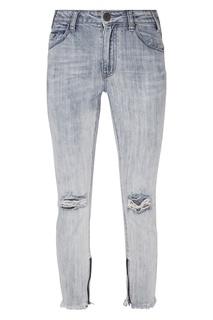 «Вареные» джинсы One Teaspoon