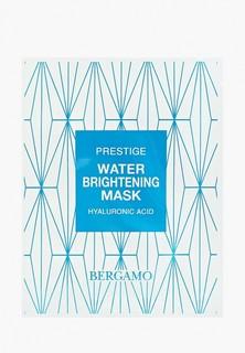 Маска для лица Bergamo для увлажнения и сияния кожи, 28 мл