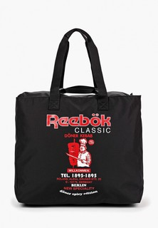 Сумка дорожная Reebok Classics CL Graphic Food Tote