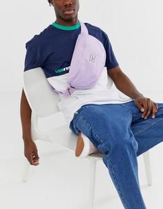 Сумка-кошелек на пояс лилового цвета Herschel Supply Co Sixteen, 5 л - Фиолетовый