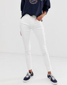 Белые джинсы скинни Pimkie - Белый