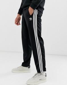 Черные джоггеры adidas Originals firebird - Черный
