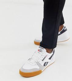 Белые кроссовки Reebok Phase 1 Pro Mu - Белый