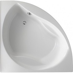 Акриловая ванна Jacob Delafon Presquile 145x145 на каркасе (E6045RU-00, SF045RU-NF)