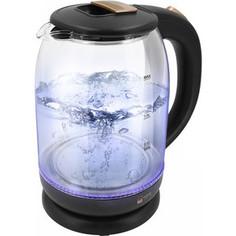 Чайник электрический Home Element HE-KT191 черный жемчуг