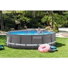 Каркасный бассейн Intex 26330 Ultra Frame 549х132см 26423 л