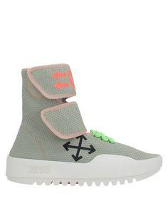 Высокие кеды и кроссовки Off White™