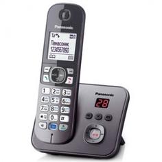 Радиотелефон Panasonic KX-TG6811 RUM Metallic Grey
