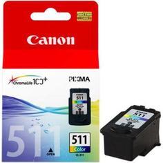 Картридж Canon CL-511 Color для MP240/MP250/MP260/MP270/MP490/MX320/MX330 2972B007