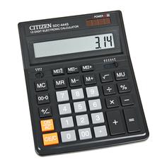 Калькулятор Citizen SDC-444S - двойное питание