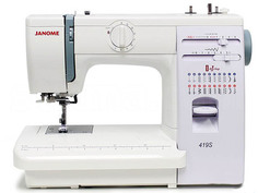 Швейная машинка Janome 419S / 5519