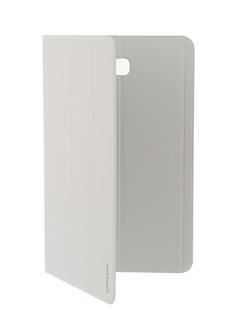 Аксессуар Чехол для Samsung Galaxy Tab A 10.1 Book Cover White EF-BT580PWEGRU