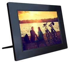 Цифровая фоторамка Digma PF-733 Black