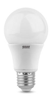 Лампочка Gauss Elementary LED E27 A60 10W 3000K 23210