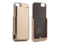 Чехол-аккумулятор Red Line для APPLE iPhone 6 / 6S / 7 Power Case 6000 mAh Gold УТ000010676