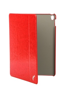 Аксессуар Чехол для APPLE iPad 9.7 (2017 / 2018) G-Case Slim Premium Red GG-799