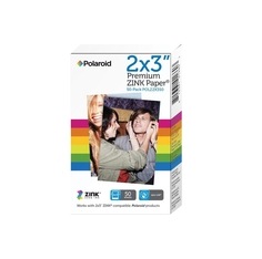 Polaroid Zink M230 2x3 50-Pack для Z2300 / Socialmatic / Zip / Snap