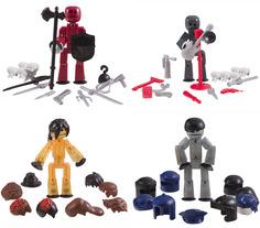 Игрушка Stikbot Фигурки с аксессуарами TST620