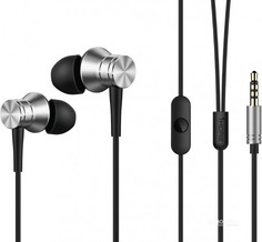 Наушники Xiaomi 1More E1009 Piston Fit In-Ear Headphones Silver