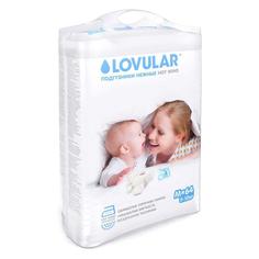 Подгузники LOVULAR Hot Wind M 5-10кг 64шт 429010