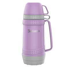 Термос Забава РК-1003 1L Lilac-Grey