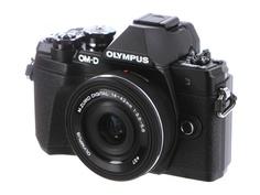 Фотоаппарат Olympus OM-D E-M10 Mark III Kit 14-42 mm EZ Black