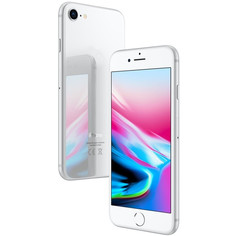 Сотовый телефон APPLE iPhone 8 - 256Gb Silver MQ7D2RU/A