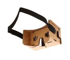 Очки виртуальной реальности HOMIDO Cardboard v2.0