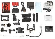 Экшн-камера Airon ProCam 4k Black +пульт