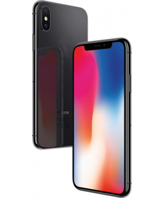 Сотовый телефон APPLE iPhone X - 64Gb Space Gray MQAC2RU/A
