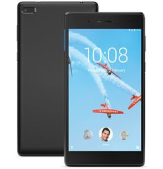 Планшет Lenovo Tab 4 TB-7304I ZA310050RU (MediaTek MT8735D 1.1 GHz/1024Mb/16Gb/GPS/3G/Wi-Fi/Bluetooth/Cam/7.0/1024x600/Android)