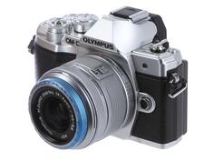 Фотоаппарат Olympus OM-D E-M10 Mark III Kit 14-42 mm II R Silver
