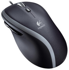 Мышь Logitech M500 Black 910-001202 / 910-003725/003735 / 910-003726