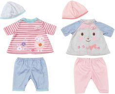 Одежда для куклы Zapf Creation My First Baby Annabell 794-371