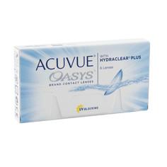Контактные линзы Johnson & Johnson Acuvue Oasys with Hydraclear Plus (6 линз / 8.4 / -6.5)