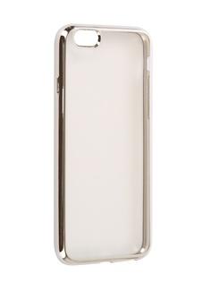 Чехол Eva для APPLE iPhone 6 / 6s Silicone Transparent Silver IP8A010S-6