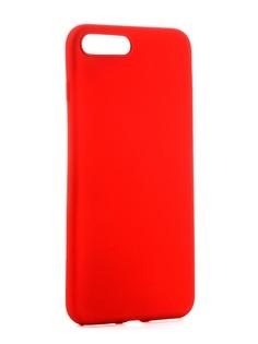 Аксессуар Чехол Guardian для APPLE iPhone 7/8 Plus X-Level Red 2828-017