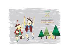 Альбом для рисования Kroyter A4 30 листов 420061
