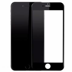 Защитное стекло LuxCase для APPLE iPhone 8 / 7 Plus 3D DustProof Black Frame 77945