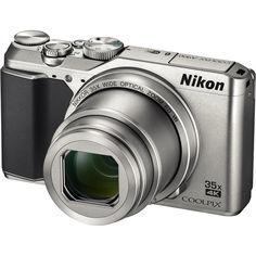 Фотоаппарат Nikon A900 Coolpix Silver