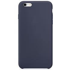 Чехол Krutoff для APPLE iPhone 6 / 6s Silicone Case Midnight Blue 10727