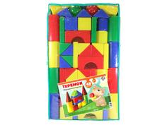 Кубики Десятое Королевство Теремок 49 эл. 02636