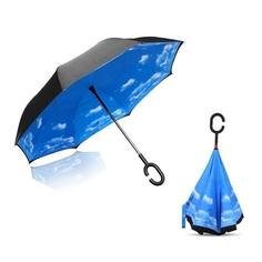 Зонт Эврика Неваляшка Небо 97854 Evrika