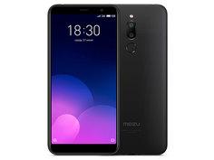 Сотовый телефон Meizu M6T 32Gb Black