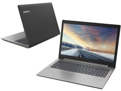 Ноутбук Lenovo IdeaPad 330-15IGM 81D1003SRU (Intel Pentium N5000 1.1 GHz/4096Mb/1000Gb/No ODD/AMD Radeon R530 2048Mb/Wi-Fi/Bluetooth/Cam/15.6/1920x1080/DOS)
