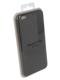 Чехол Innovation для APPLE iPhone 6 / 6S Silicone Black 10268