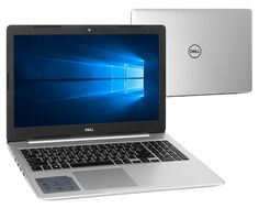 Ноутбук Dell Inspiron 5570 5570-5274 (Intel Core i3-6006U 2.0 GHz/4096Mb/256Gb SSD/AMD Radeon 530 2048Mb/Wi-Fi/Cam/15.6/1920x1080/Windows 10 64-bit)