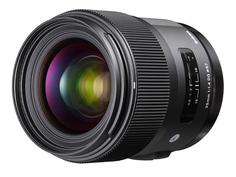 Объектив Sigma Sony E AF 35 mm F/1.4 DG HSM / A