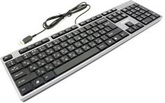 Клавиатура A4Tech KD300 Silver-Black USB