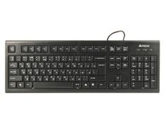 Клавиатура A4Tech KR-85 Black USB
